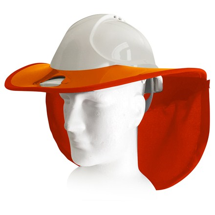 Standard Snap Brim - Orange