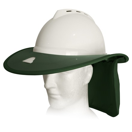 MSA Advance Snap Brim - Green