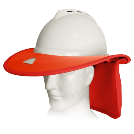 MSA Advance Snap Brim - Orange